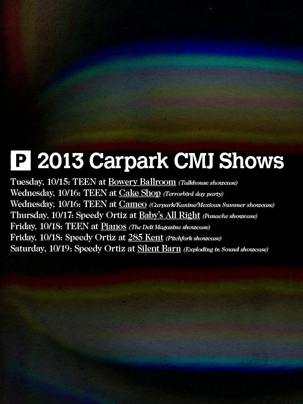 CarparkCMJ2013