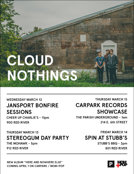 CloudNothingsSXSW14