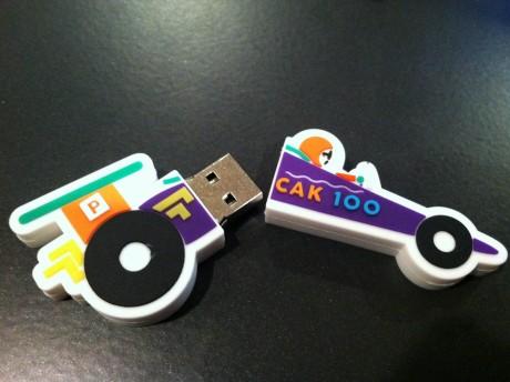 CAK100 USB5